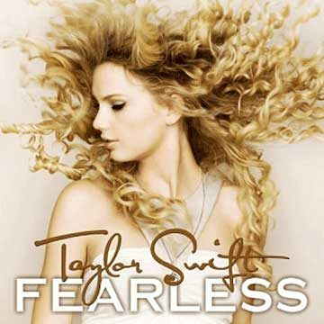 Translate of Taylor_Swift_Fearless_album