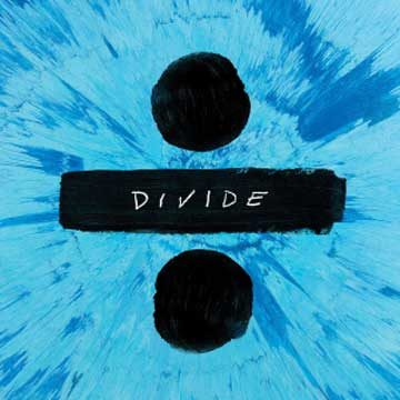 Divide_cover_Ed Sheeran_album_lyrics