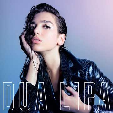 Lyrics of Dua-Lipa-Album